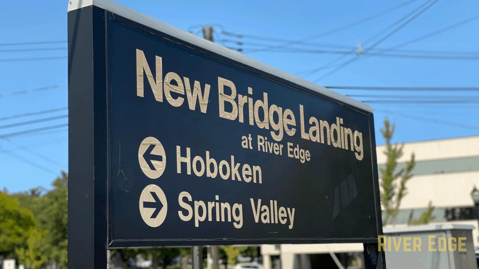 New Bridge Landing Train Station | www.thisisriveredge.com