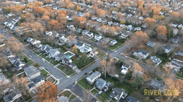 Aerial of River Edge, NJ | thisisriveredge.com
