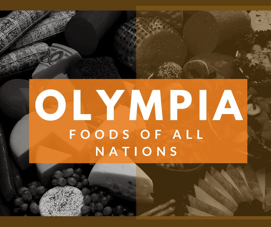 Olympia Foods of All Nations