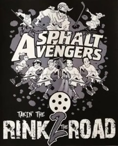Asphalt Avengers hockey program is for kids of all ages looking to play the game of hockey.