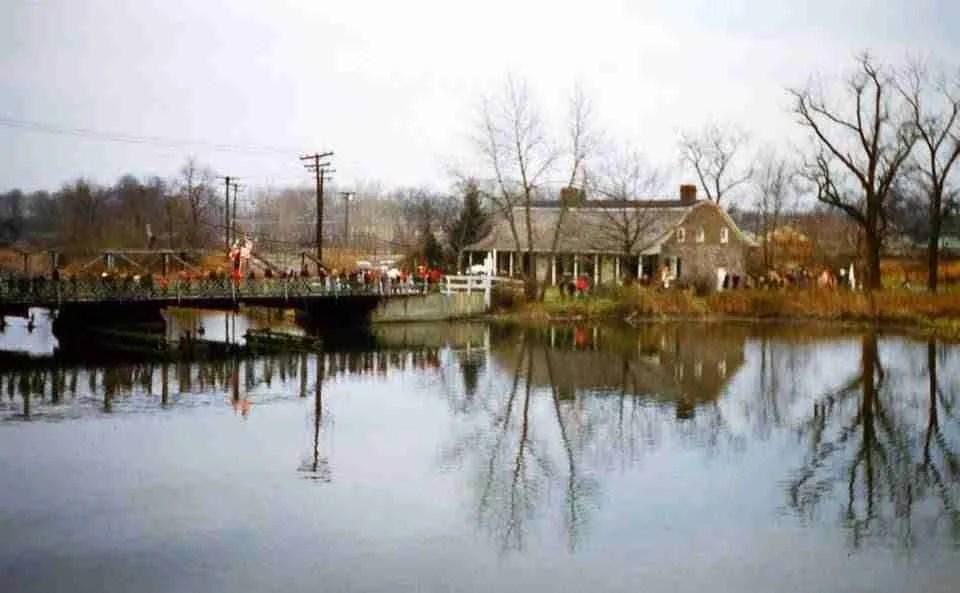 Historic New Bridge Landing in River Edge, NJ | www.thisisriverdge.com