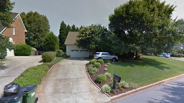 House at 343 Parkside Drive Simpsonville SC