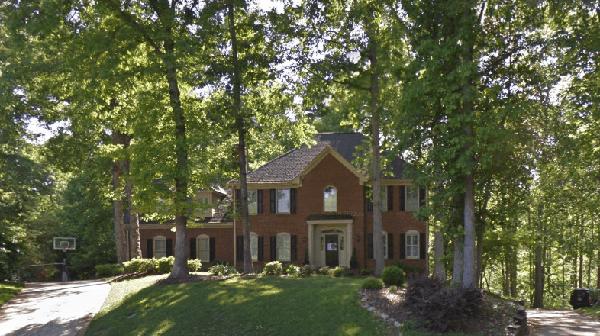 House at 221 River Walk Blvd Simpsonville SC 29681