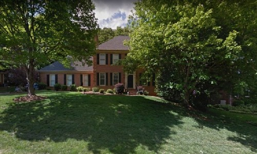 house at 333 Parkside Drive Simpsonville South Carolina