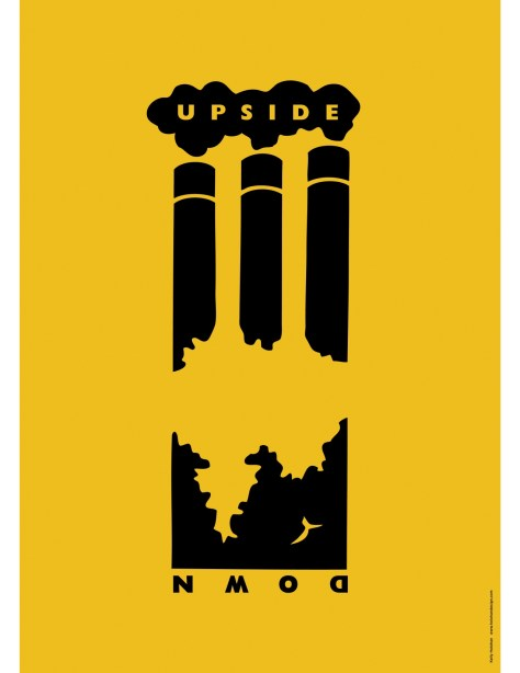 Upside Down by Kelly Holohan. Let's turn it around.