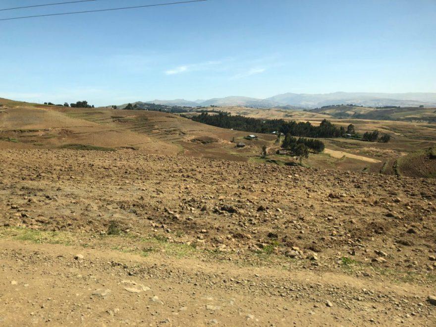 soil erosion ethiopia