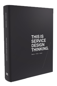 This is service design thinking book