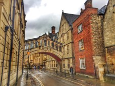 Oxford is a postcard city pt. 3