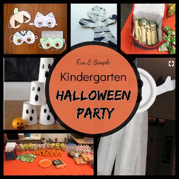 Fun Simple Kindergarten Halloween Party This Is The Blog