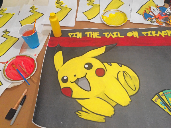 photo regarding Printable Pokemon Party Games titled Pokemon Birthday Get together: All the things Oneself Need to have in the direction of Hold it Enjoyable