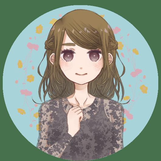 咲-通常顔