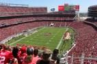Levi's Stadium full of fans