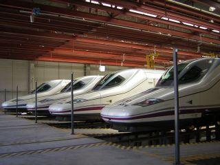 HIGH-SPEED TRAIN MAINTAINERS CALL STRIKE