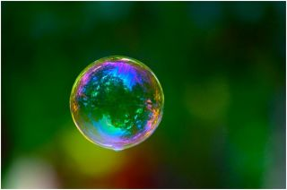 IS LONDON HEADING FOR A PROPERTY BUBBLE?