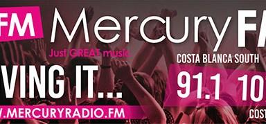 Mercury FM Radio Spain
