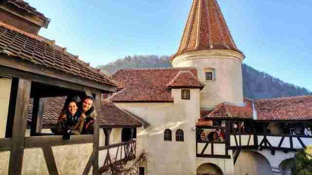 This Is Travel en el castillo de Bran