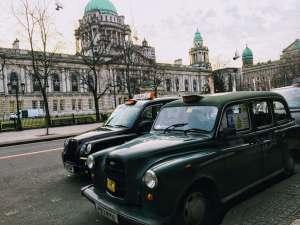 city hall de Belfast