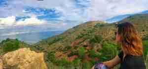 Ruta senderismo faro de Albir