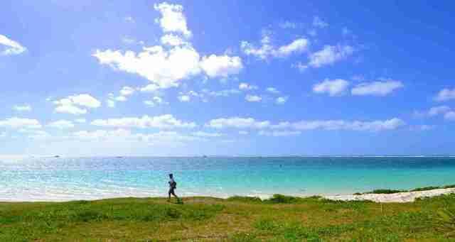 paseos solitarios por Mauricio