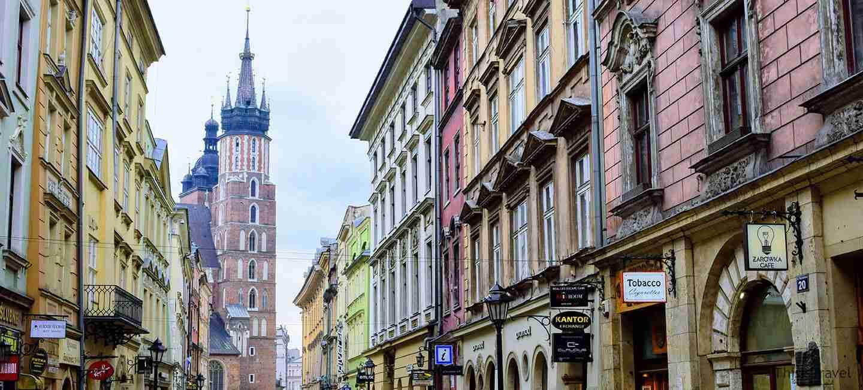 Calles de krakow