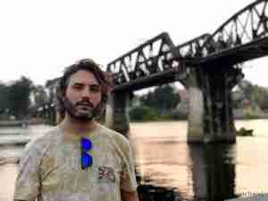 Puente sobre rio kwai