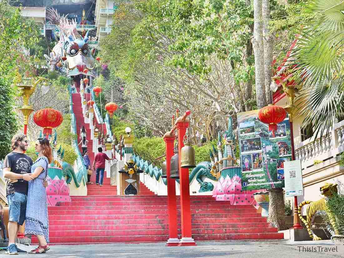 Kanchanaburi temple