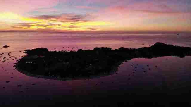 Sunset Malapascua