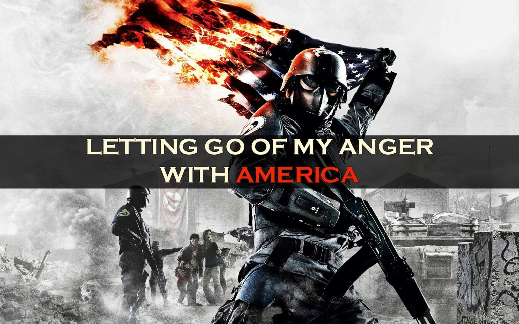anger with america