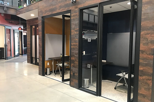 Hansa privacy booths