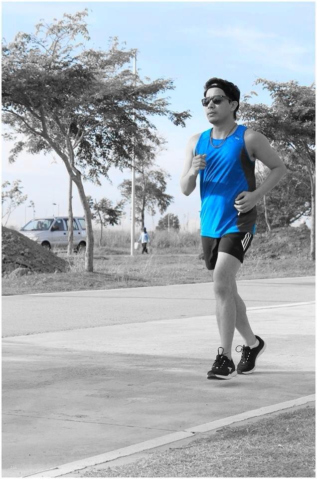 Run. Just run.
