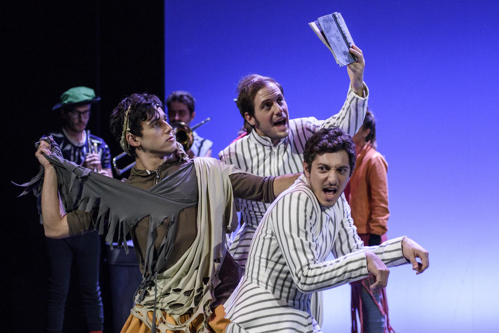 """Προλάβετε και δείτε ΔΩΡΕΑΝ την παράσταση """"Ο Πρίγκιπας κι ο φτωχός""""  – Thisisus.gr"""