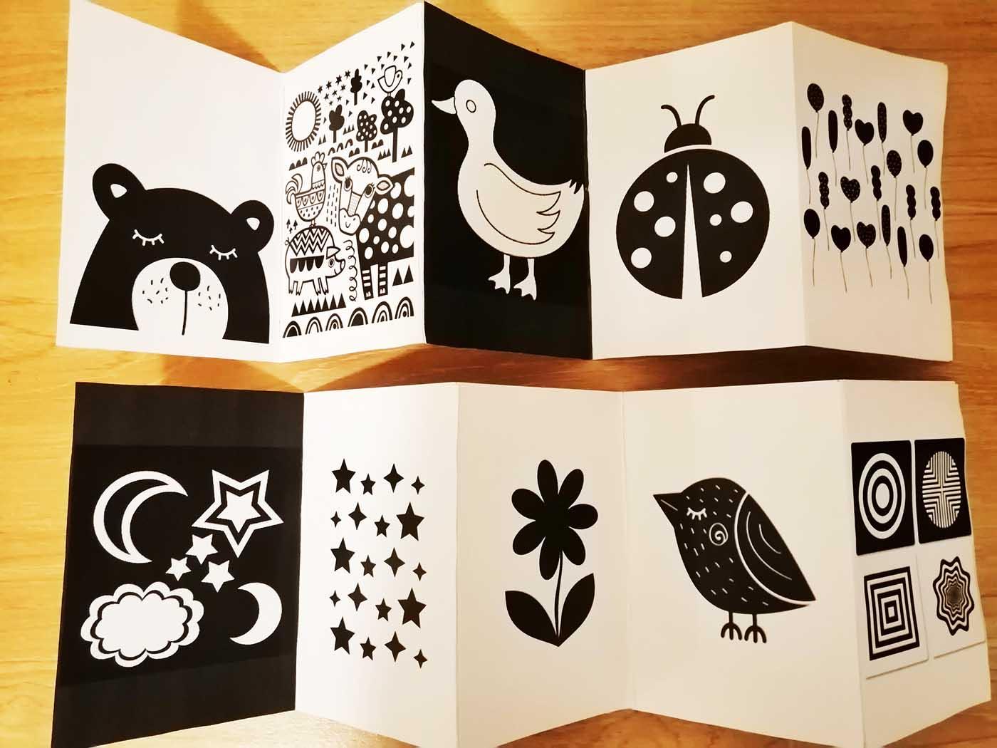 Εκτυπώστε Δωρεάν το Ασπρόμαυρο Βιβλίο Montessori –Thisisus.gr