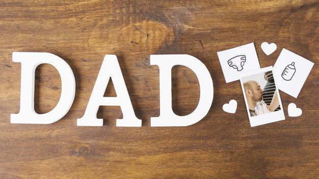 """Ο πραγματικός ορισμός της λέξης """"μπαμπάς"""" – Thisisus.gr"""