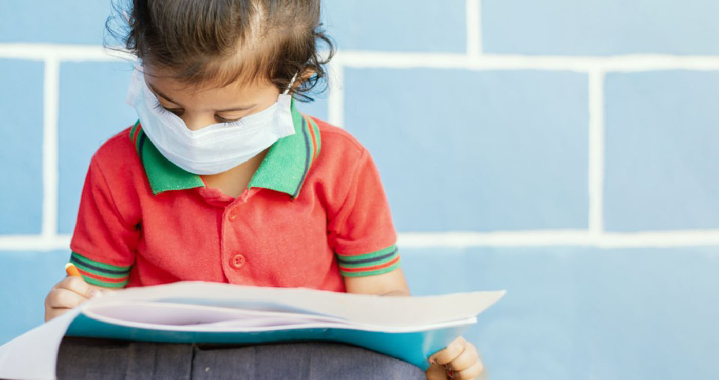 Πώς να βοηθήσουμε τους μαθητές να συνηθίσουν τις μάσκες.