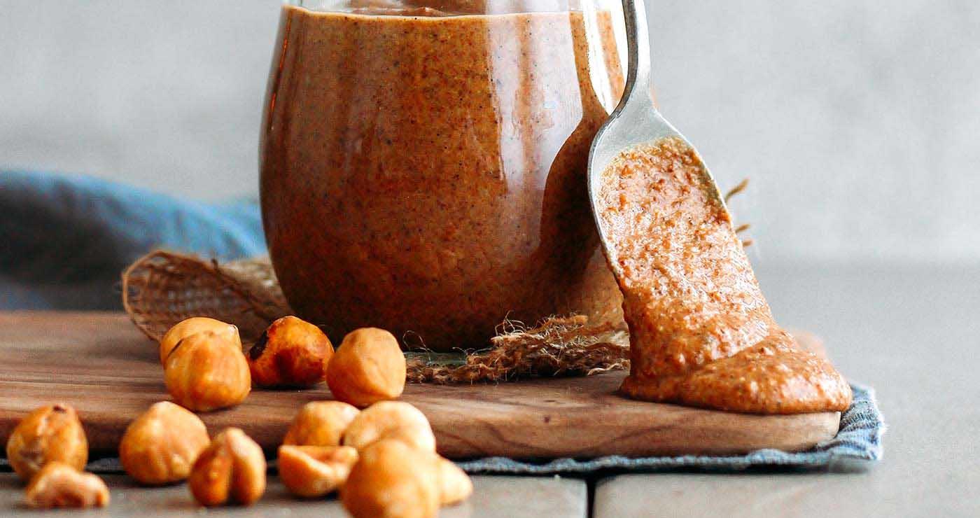 Η πιο υγιεινή και νόστιμη πραλίνα φουντουκιού χωρίς ζάχαρη -Thisisus.gr