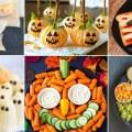 Φτιάξτε διασκεδαστικά Halloween Σνακ