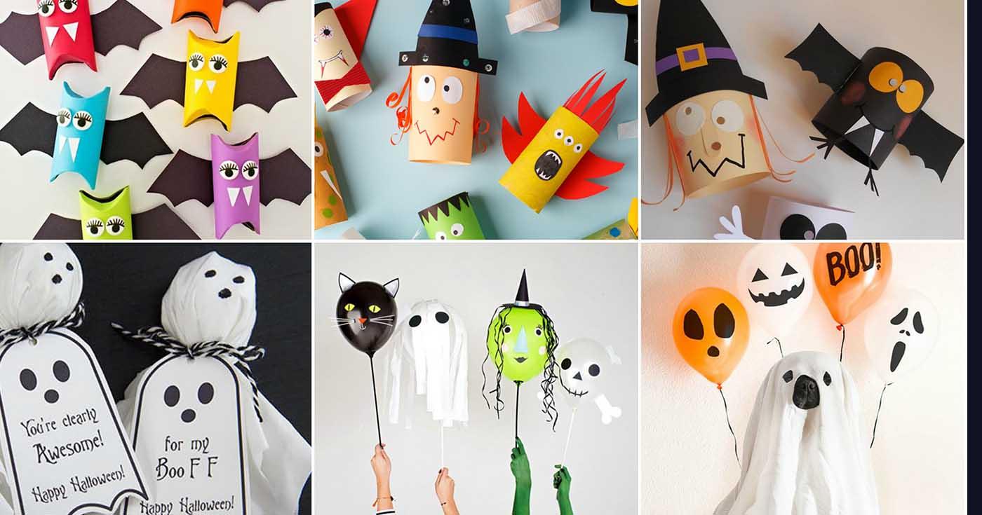 Φτιάξτε τις καλύτερες κατασκευές για το Halloween  –Thisisus.gr