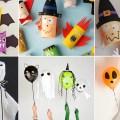 Φτιάξτε τις καλύτερες κατασκευές Halloween