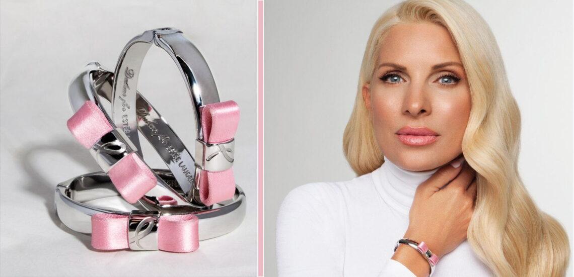 Αποκτήστε το συλλεκτικό ροζ βραχιόλι 2020 της Estée Lauder για τον Καρκίνο του Μαστού – Thisisus.gr