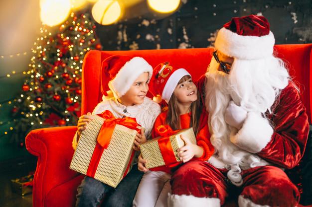 """""""Υπάρχει Άγιος Βασίλης;"""" Τι να απαντήσετε – Thisisus.gr"""