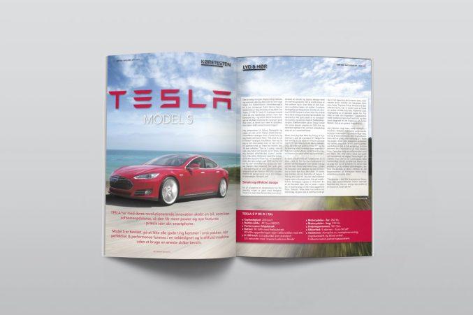 HørNu - Tesla