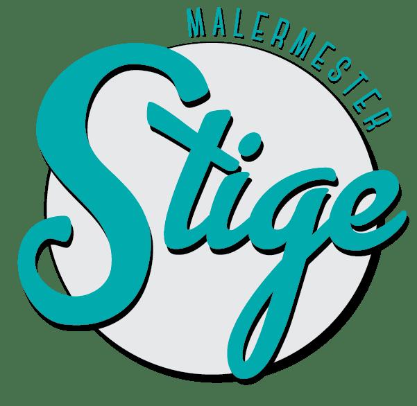 Malermester Stige - Logo