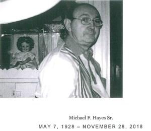 Michael F Hayes