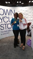 Olympic gold medal winner Kristine Lilly