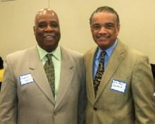 Glenn Lewis and Bob Ray Sanders
