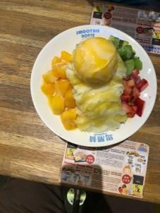 Mango Shave Ice CNN Taipei