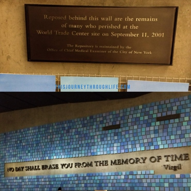 This Journey Through Life - NYC 911 memorial remembrance