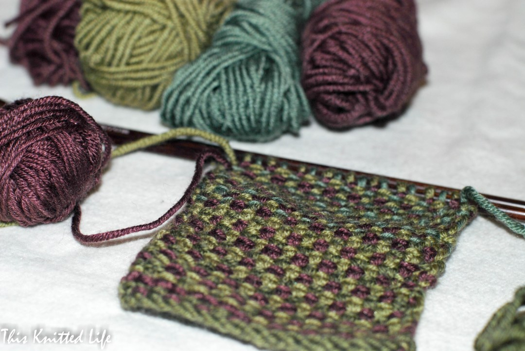Learn colorwork the easy way. No stress. No futz.