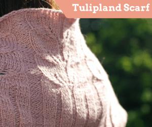 Tulipland summer scaf.