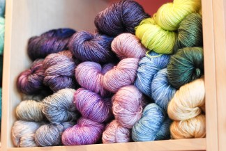 River Silk and Merino
